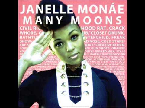 Janelle Monáe - Many Moons