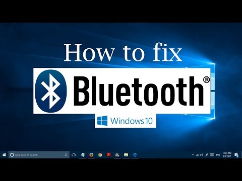 How to fix Bluetooth problem in Windows 10 (Four Simple Methods)