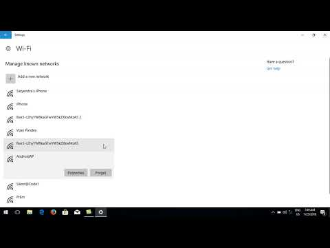 How to Automatically Connect to Saved WiFi Network in Windows 10