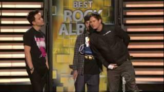 Download 2009 GRAMMY Awards - Coldplay Wins Best Rock Album Video