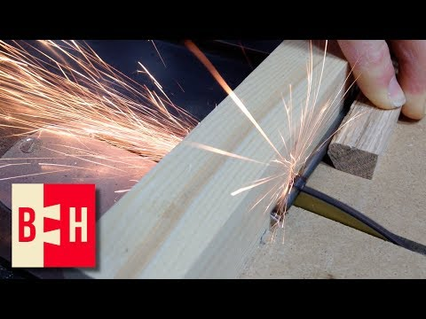 Cutting Metal on the Table Saw