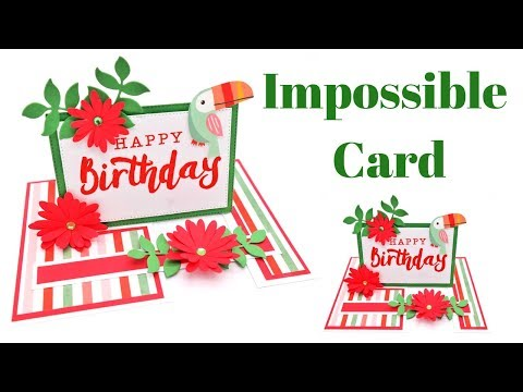 How to make an Impossible Card