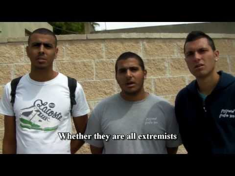 Israelis: Do you see all Muslims as terrorists?