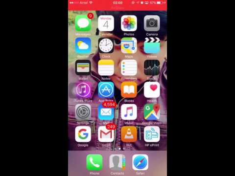 Ringtone change with garage band iOS