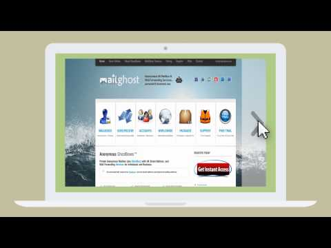 MailGhost UK || Anonymous Mail Forwarding and Private UK Mailbox