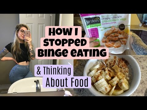 Full Day of Eating // How I Stopped Binge Eating & Thinking About Food