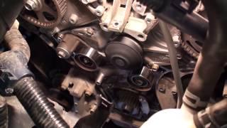 Diy Honda 3rd Generation Honda Odyssey Timing Belt Replacement