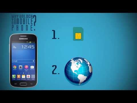 How to Unlock Samsung Galaxy Trend from EE, Orange, O2, AT&T, T-Mobile, Rogers & more!