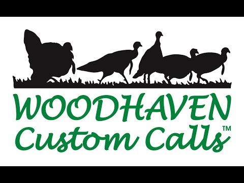 Woodhaven Custom Calls- New mouth calls Raspy Red Reactor and Yellow Venom Demo