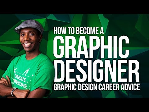 How to Become a Graphic Designer In 2018