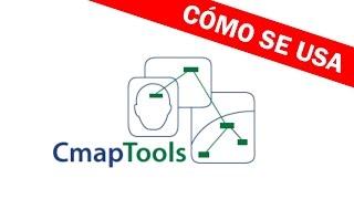 Cómo hacer mapas conceptuales con CmapTools