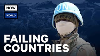 Which Countries Are About To Collapse? | NowThis World