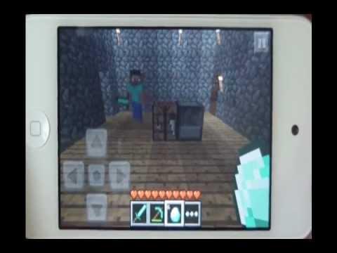 UNLIMITED DIAMONDS! - Minecraft PE cheat