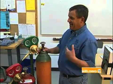 PWTV: Oxyacetylene Welding Part 1