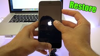How To Restore Iphone 65s5c54s4 Fully Restore An Iphone Ipad Or Ipod