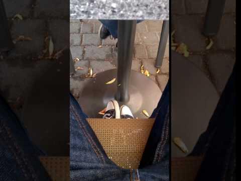 Static Dynamic 04 leg shake