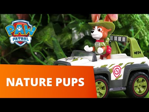 PAW Patrol   Forest and Tree Rescues! Nature Pups!   Toy Episode