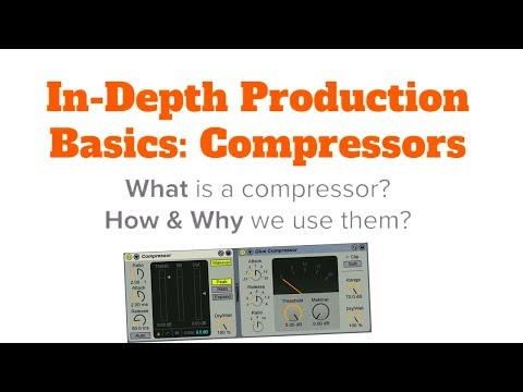 Compressors: In-Depth Production Basics