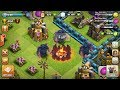 Clash Of Clans All Max Level 5 Pekka Raid Maxed Out Live Gam