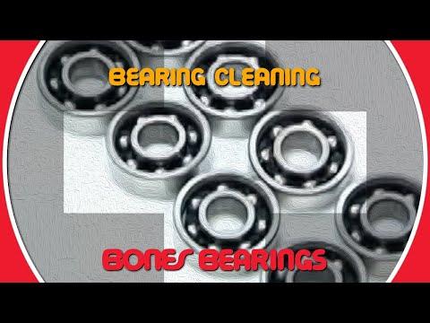 Bones Bearing Cleaning