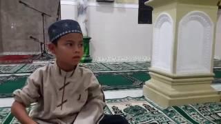 Suara Merdu Santri Cilik (Usia 8 Tahun) Ponpes Al Fatah Temboro yang Hafidz Al Qur
