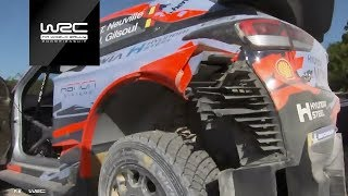 WRC - Rally Italia Sardegna 2019: Shakedown Highlights
