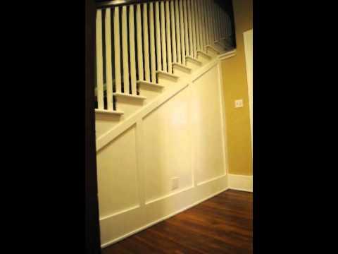 Hidden Under Staircase Door