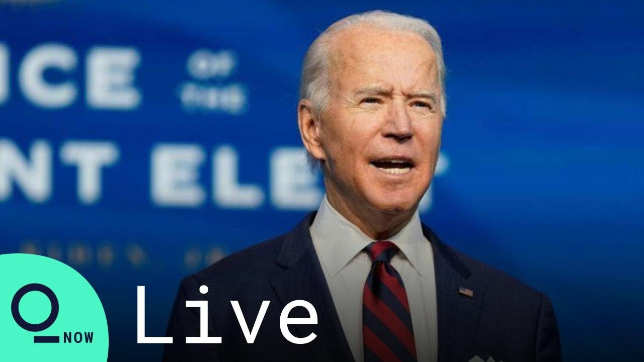 LIVE: Biden Delivers Holiday Remarks in Wilmington, Delaware