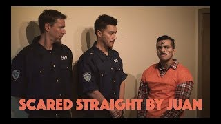SCARED STRAIGHT BY JUAN | David Lopez