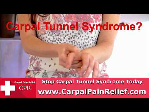 How to Get Social Security Disability for Carpal Tunnel Syndrome