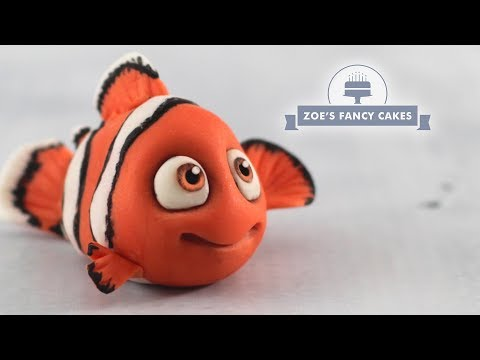 Nemo cake topper Finding Nemo