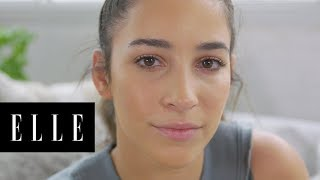 Aly Raisman on Being a Survivor and Knowing How to Negotiate   First Thing With   ELLE