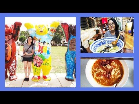 VLOG: BLUE MANSION, BUDDY BEARS, KEK LOK SI TEMPLE AND ETC! (PENANG DAY 3,4,5)