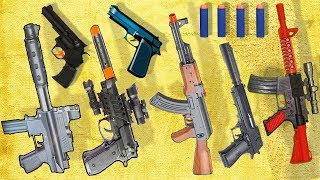 New Toy Guns Collection from China - My massive Weapon Toys Order with Defense Accessories