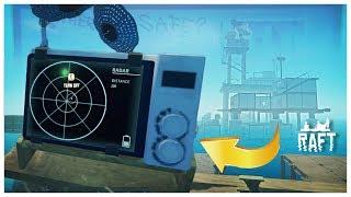 RAFT - FINAL DEL JUEGO - EXPLICACION DE TODO   Gameplay Español