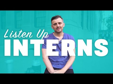 Listen Up Interns