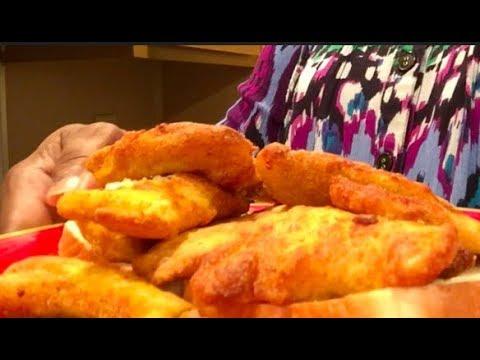 #848 - Air Fryer / Frozen, Breaded,  CATFISH NUGGETS