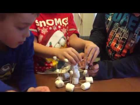Marshmallow Tower Challenge: Challenge Accepted!