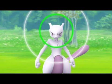 Mewtwo Is Finally In Pokemon GO!