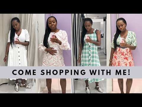 Come Shopping With Me FAIL! - Topshop, & Other Stories, Zara, ASOS, Mango Try On | Kristabel