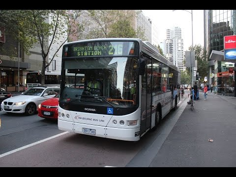 How to travel and check the route map of bus in australia