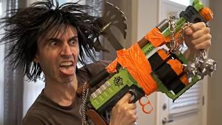 NERF Build Your Blaster: ZOMBIE Challenge!