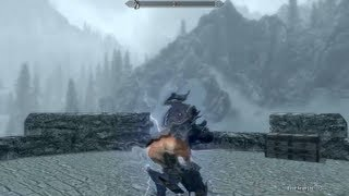 Skyrim Gameplay - Return to Helgen, address unknown.