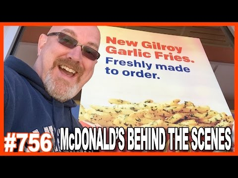 McDonald's Gilroy Fries Video Behind the Scenes - San Francisco Day 4