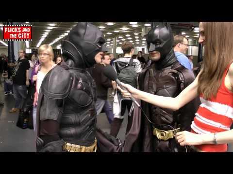 Batman Dark Knight Cosplay Face-Off