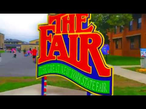 What's Happening! at the 2018 New York State Fair Day 8