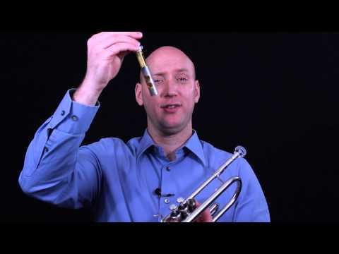Trumpet Maintenance: Oiling the Valves