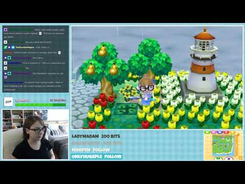 Animal Crossing New Leaf Welcome Amiibo Live Stream - April 15th, 2018