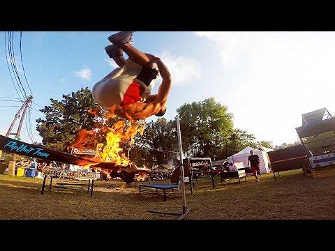 Street Acrobatics Show - Flip Unit Team©