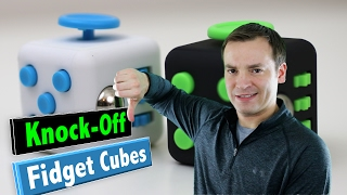 Download Knockoff Fidget Cube Review - VHEM & Focus Cube Review Video
